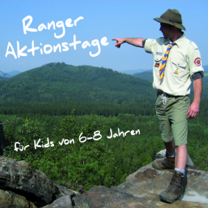 Flyer Ranger-Aktionstage