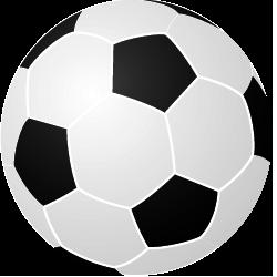 Fussball Mit Weissem Hintergrund Rr250